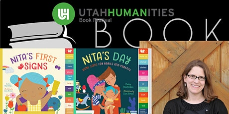"Virtual UHBF Author Event - Kathy MacMillan (""Nita's Day"") tickets"