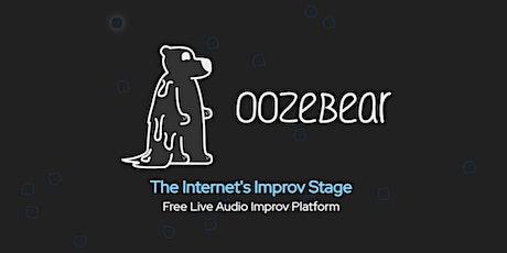 Improv 101 Class for Audio Improv on OozeBear tickets