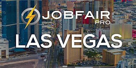Las Vegas Job Fair October 7, 2021 tickets