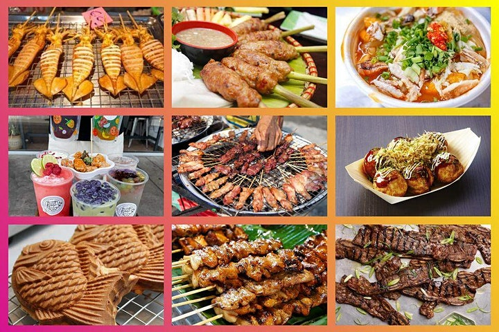 Kawaii Zombie Halloween Food Festival image