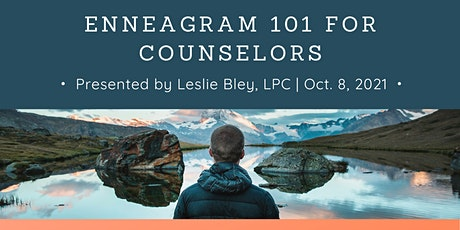Enneagram 101 For Counselors tickets