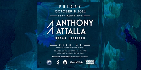 Anthony Attalla & Friends House Music Yacht Cruise NYC tickets