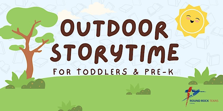 Sept. 8 Outdoor Storytime by the RRPL Youth Services Librarians