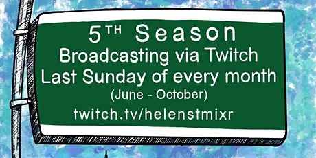Helen St. MixR September Broadcast tickets