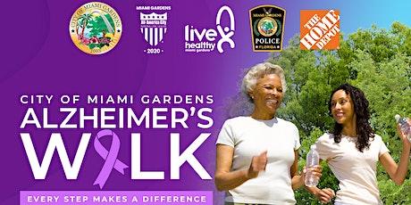 City of Miami Gardens Alzheimer's Walk tickets