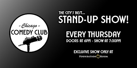Chicago Comedy Club @ House of Blues tickets