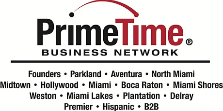 Prime Time Business Network Miami (Downtown) tickets
