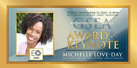 Dinner & Keynote on Leadership &  Inclusion with Michelle Love-Day tickets