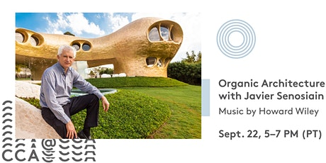 Organic Architecture: A Conversation with Javier Senosiain tickets