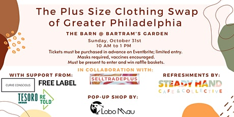 The Plus Size Clothing Swap of Greater Philadelphia tickets