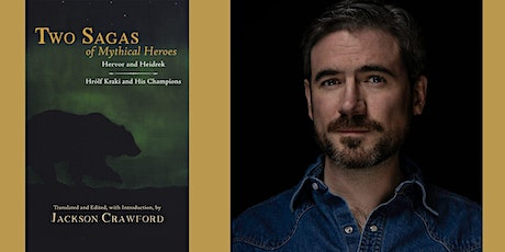 """Jackson Crawford -- """"Two Sagas of Mythical Heroes"""" tickets"""