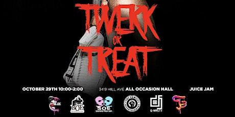 Twerk Or treat Halloween party tickets