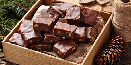 Cooking with Chocolate: Blue Ribbon Fudge tickets
