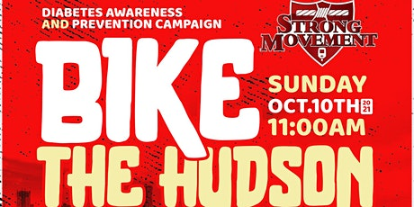 Strong Movement Org. Bike the Hudson tickets