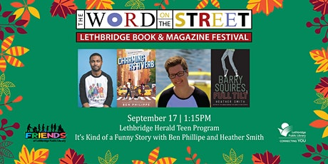 It's Kind of a Funny Story with Ben Phillipe and Heather Smith tickets
