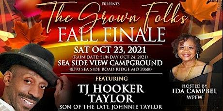 Grown Folks Fall Finale tickets