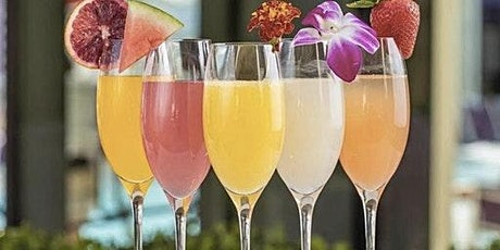 Halloween Weekend  Mimosa Fest at Crazy Pour! tickets