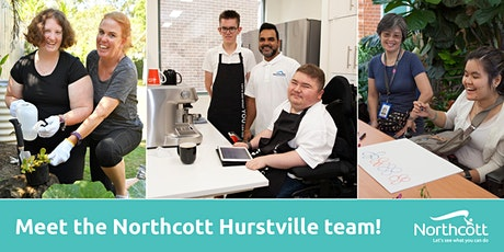 Northcott Information Session Hosted at Hurstville Office tickets