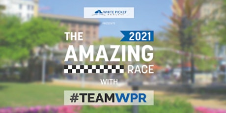 """""""The Amazing Race"""" with #TeamWPR // Monthly Summit tickets"""