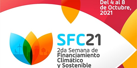 Semana de Financiamiento Climático y Sostenible en LAC, 2021 entradas