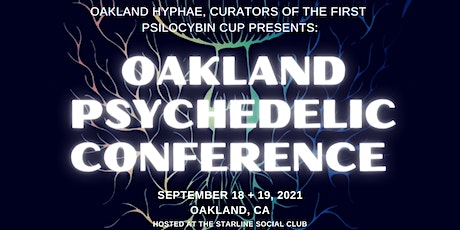Oakland Psychedelic Conference tickets