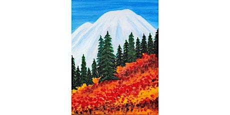 """Ambassador Winery, Woodinville - """"Mount Rainier in Autumn"""" tickets"""