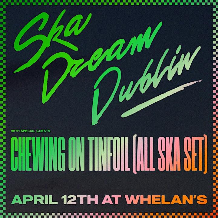 Jeff Rosenstock (SKA DREAM SHOW) @ Whelan's, Dublin image