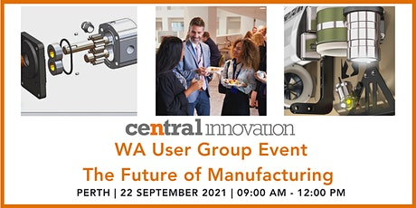 WA User Group Event  - The Future of Manufacturing tickets