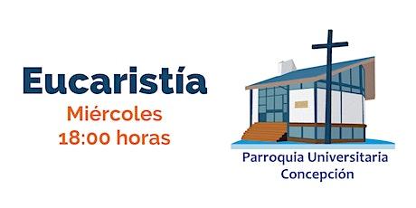Eucaristía Parroquia Universitaria boletos