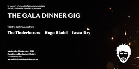Nick Balcombe Foundation 2021 Gala Dinner Gig tickets