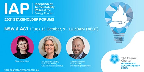 2021 IAP Stakeholder Forum - NSW & ACT tickets