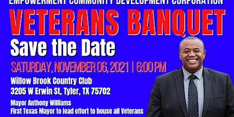 Veterans Banquet tickets