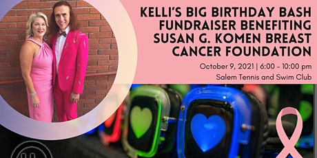 Kelli's Big Birthday Bash Fundraiser | 10/9/21 | 6-10pm tickets
