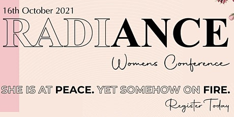 RADIANCE WOMENS CONFERENCE 2021 //  Tanya Chand tickets