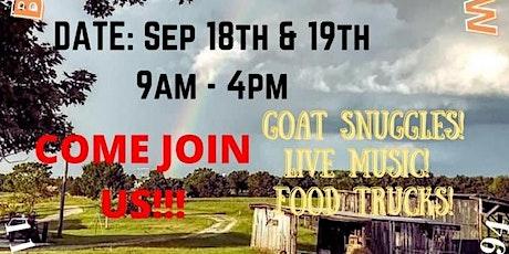 Benton Farm  Fall Craft Show and Festival  Sept 18 and 19 2021 tickets