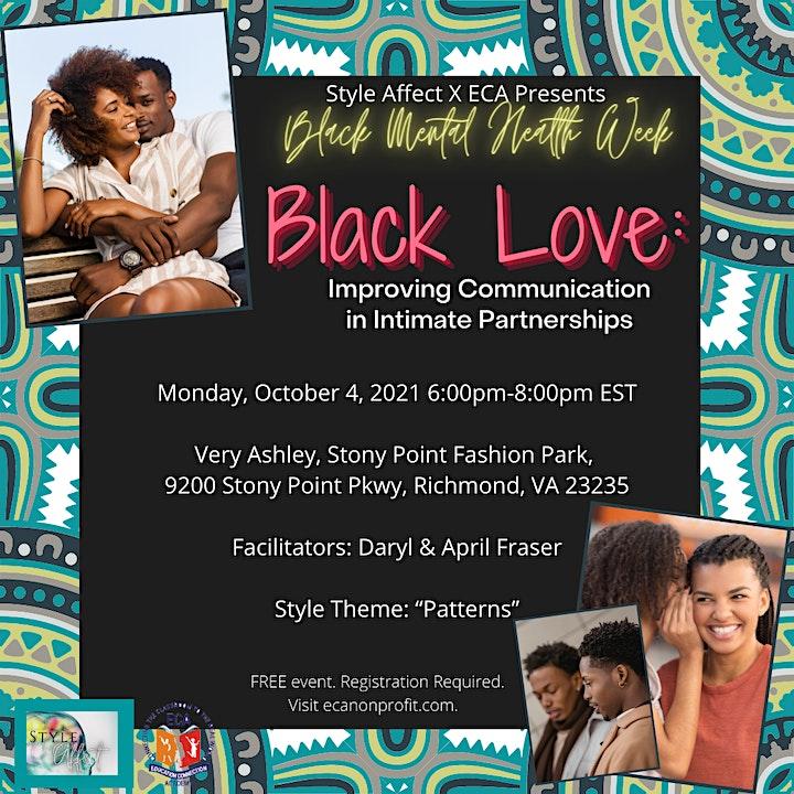 Black Love: Improving Communication in Intimate Partnerships image