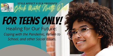 For Teens Only:  Healing for Our Future tickets
