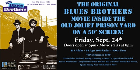The Blues Brothers Movie Night tickets