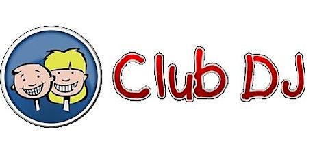 Club DJ Registration tickets