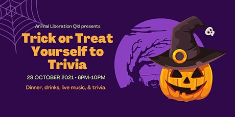 Trick or Treat Yourself to Trivia tickets