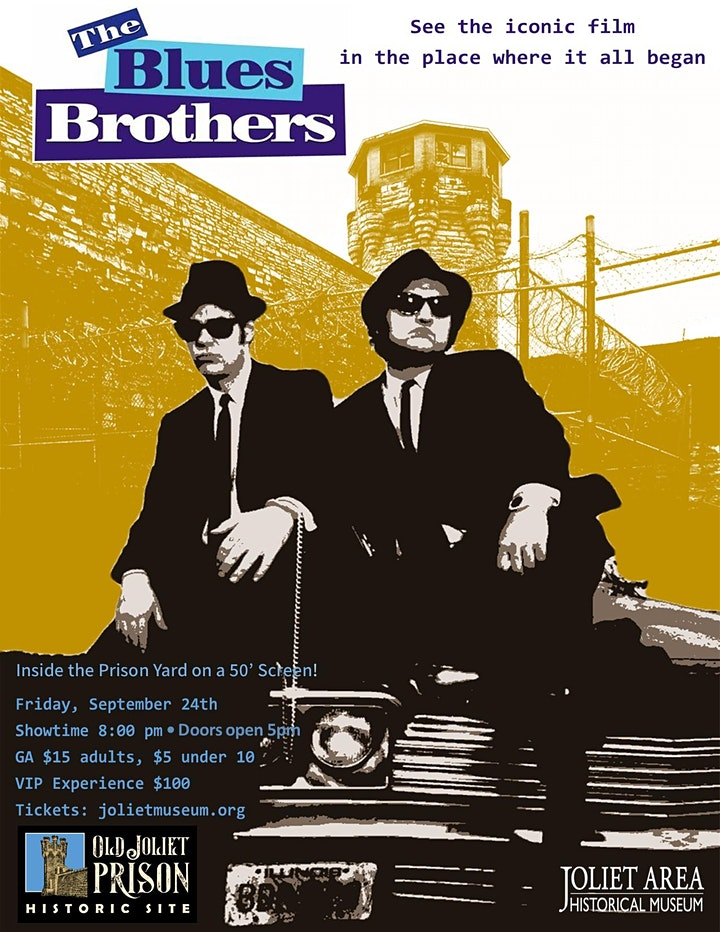The Blues Brothers Movie Night image