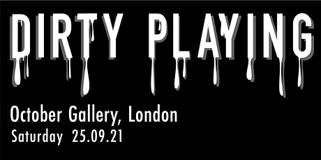 Royal Academy of Music: Leona Crasi at October Gallery 'Dirty Playing' tickets