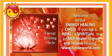 Healing Night Circle on this Thursday, on 2nd September tickets