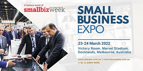 Small Business Expo 2022 tickets
