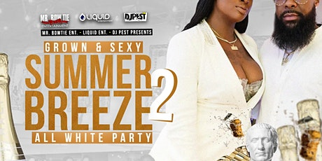 Summer Breeze  2  ALL White Party tickets