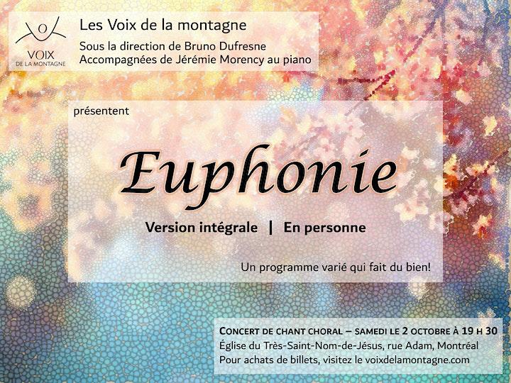 Image de EUPHONIE - version intégrale