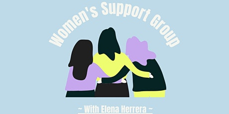 Women's Support Group via Zoom tickets