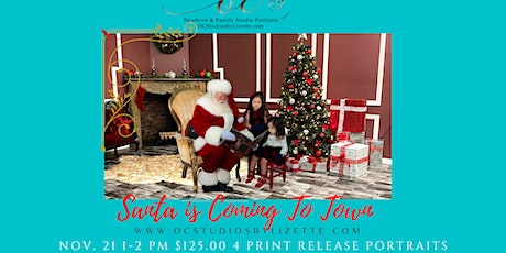 Santa is Coming To Town tickets