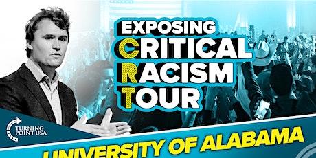 Exposing Critical Racism Tour at University of Alabama tickets