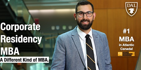 Dalhousie Corporate Residency MBA Program Overview & Virtual Chat tickets